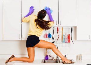 Cum sa faci curatenie rapid
