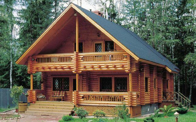 Cat de rezistenta este o casa din lemn?