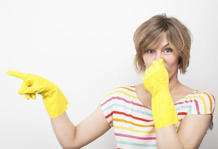 Cum sa scapi mirosul neplacut din baie