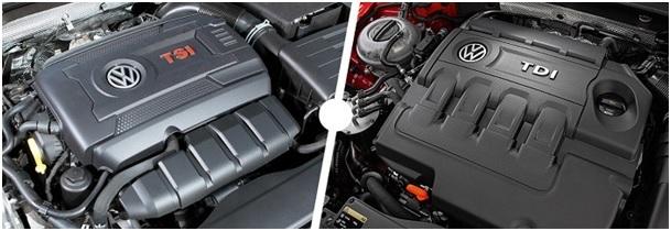 Turbina functioneaza mai bine pe motorul cu benzina sau diesel
