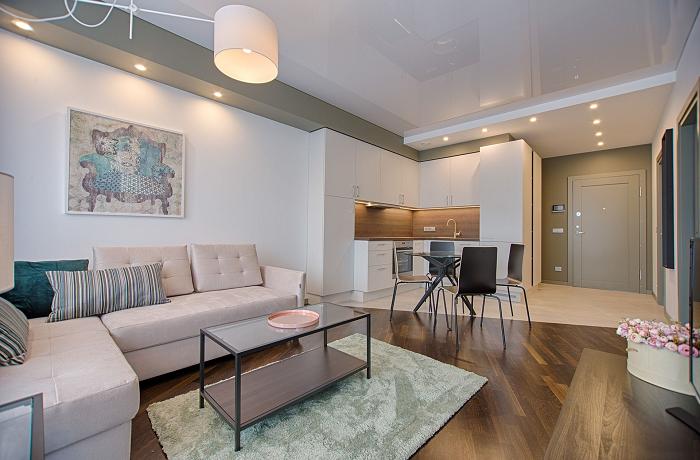 6 idei pentru decorarea unui living room